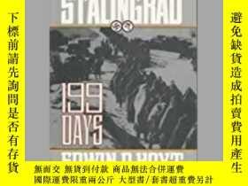 二手書博民逛書店The罕見Battle for Stalingrad (damaged)-斯大林格勒戰役(受損)Y414958