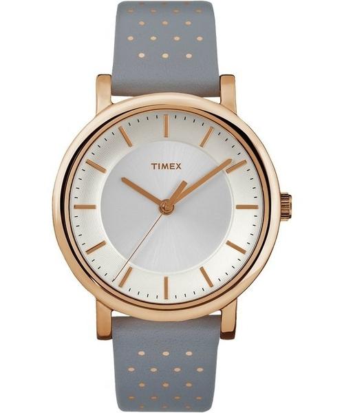 【分期0利率】TIMEX 天美時 玫瑰金 牛皮錶帶 復刻系列 全新原廠公司貨 TW2R27400