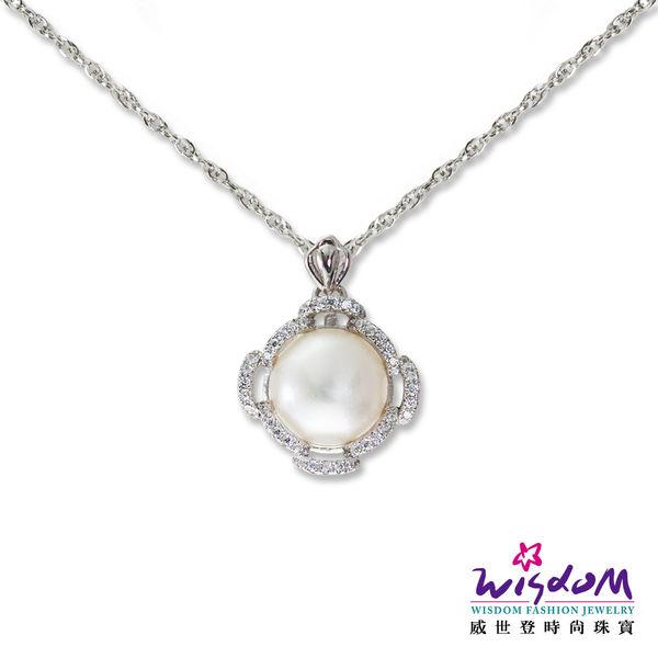 威世登-珍愛璀璨系列-珍馨天然珍珠項鍊 - ZSB00027-CIHX