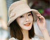 月子帽夏季薄款孕婦帽子純棉透氣產婦帽產后帽子坐月子帽遮陽帽 QQ517『愛尚生活館』