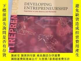 二手書博民逛書店Developing罕見EntrepreneurshipY141760