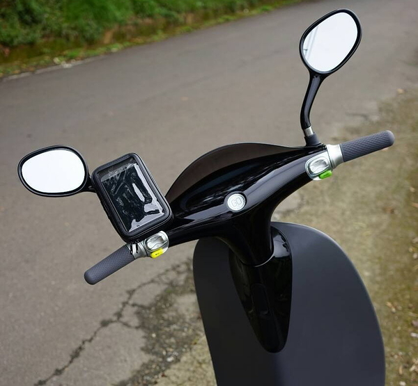 kawasaki sym iphone 6 gogoro三陽川崎重機車衛星導航摩托車衛星導航機車環島把手把龍頭鎖具支架機車架