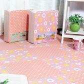 泡沫地墊兒童拼接3030家用滿鋪臥室榻榻米可手洗爬行墊子田園拼圖 東京衣櫃
