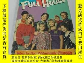 二手書博民逛書店FULL罕見HOUSE(英文, 不好)Y200392 worth