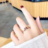 至尊寶戒指女金箍太鋼指環不掉色日韓潮人網紅學生復古風緊箍咒潮 交換禮物