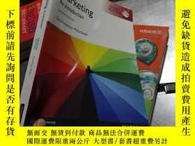 二手書博民逛書店Marketing:罕見An Introduction營銷:導論