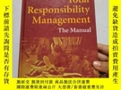 二手書博民逛書店Total罕見Responsibility Management 英文原版:全面責任管理【內頁幹凈】Y4149