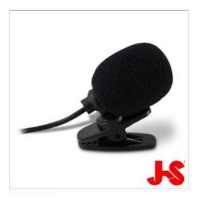 新竹【超人3C】JS 淇譽 MAC024 領夾式 電容麥克風