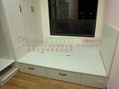 【歐雅系統家具】女孩房 小孩房 衣櫃 收納床 旋轉穿衣鏡