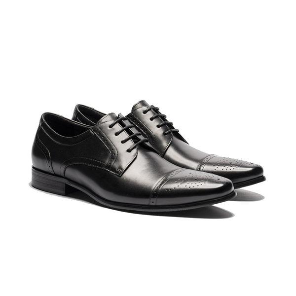 Waltz-紳士鞋212583-02黑