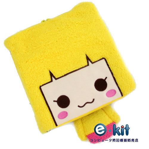 e-Kit-冬天保暖用品莉莉盒USB竹炭保暖滑鼠墊/暖手滑鼠套/USB供電/UW-MS19_Y