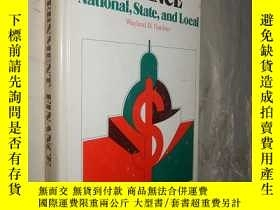 二手書博民逛書店Government罕見Finance: National, S