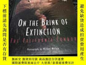 二手書博民逛書店ON罕見THE BRINK OF EXTINCTION THE