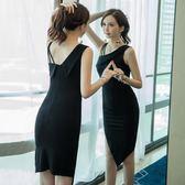洋裝 露肩 性感 小禮服