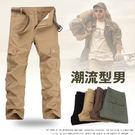 【中大碼】多口袋耐磨工作休閒褲 4色 28-42碼【LX68145】