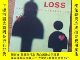二手書博民逛書店Loss罕見sadness and depression joh