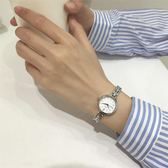 手錶女生學生韓版簡約時尚潮流防水休閒小巧迷你手錬式