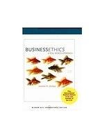 二手書博民逛書店《Business Ethics》 R2Y ISBN:00711