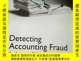 二手書博民逛書店Detecting罕見Accounting Fraud Anal