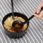 降價兩天-泡面碗帶蓋大號學生碗湯碗日式餐具創意飯盒方便面碗筷套裝泡面杯