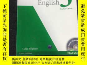 二手書博民逛書店Technical罕見English 3:Teachers Bo