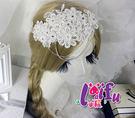 得來福,k467新娘頭飾手工蕾絲新娘頭飾花朵髮夾髮飾,一個售價260元