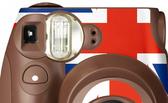 FUJIFILM instax mini 7s 拍立得專用 機身貼紙 裝飾貼紙 英國風