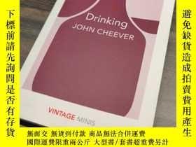 二手書博民逛書店Drinking罕見(Vintage Minis)Y133557 John Cheever Vintage