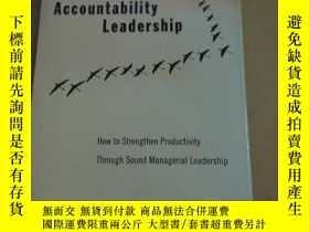 二手書博民逛書店Accountability罕見LeadershipY16149