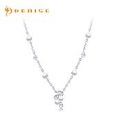 925純銀「美人魚」時尚天然珍珠 / 銀飾珠寶 / 情人禮物