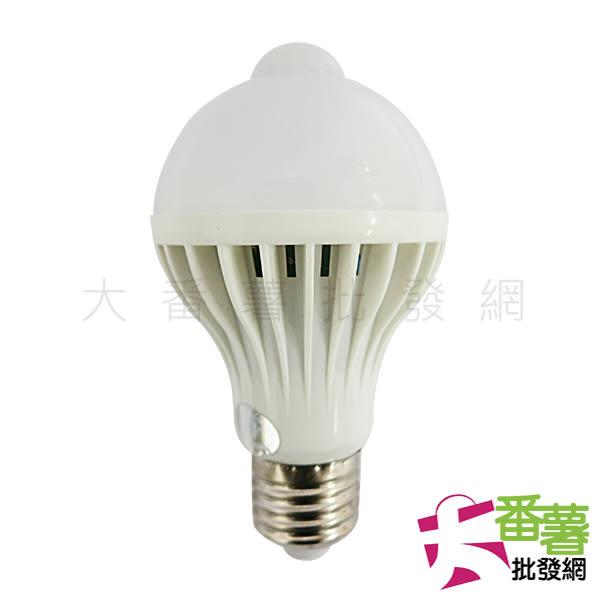 7W人體光控感應燈(M-5193) [18N2]-大番薯批發網