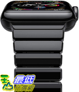 [107美國直購] 錶帶 Apple Watch Series 3 Band Oittm 42mm Stainless Steel Replacement Strap Link Bracelet Metal