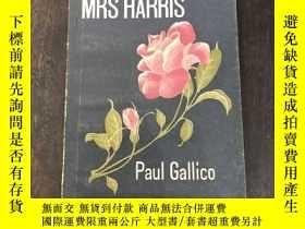 二手書博民逛書店Flowers罕見for mrs HarrisY198722 P