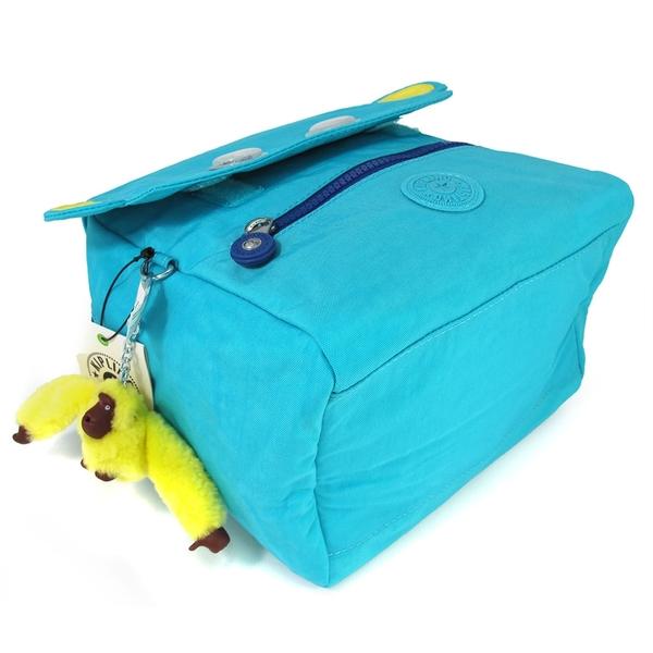 艾莉莎國際【現貨】 Kipling 童趣表情造型保冷/保溫 野餐/便當袋-AC863442C