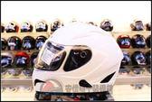 [中壢安信]ZEUS瑞獅 806A 白色 安全帽 全罩式