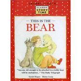 名家繪本口袋書有聲系列單書──This Is The Bear落難小熊(1書+1CD)