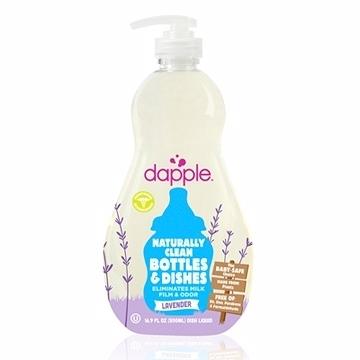 Dapple 奶瓶及餐具清潔液-薰衣草(500ML)