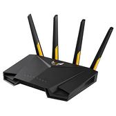 ASUS 華碩 TUF GAMING TUF-AX3000 Ai Mesh 雙頻WiFi 6無線Gigabit 電競路由器(分享器)【刷卡含稅價】