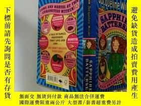二手書博民逛書店sapphire罕見battersea:藍寶石巴特西,Y200392
