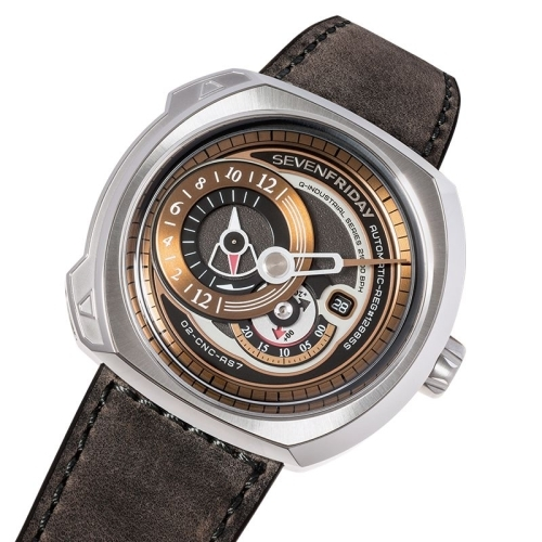 【SEVENFRIDAY】Q2-2 瑞士品牌自動上鍊機械腕錶