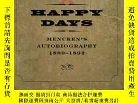 二手書博民逛書店Mencken s罕見AutobiographyY256260 Mencken, H.l. Johns Hop