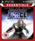 PS3 星際大戰:原力對決 終極西斯大帝完整版Star wars 釋放 解放 Force Unleashed