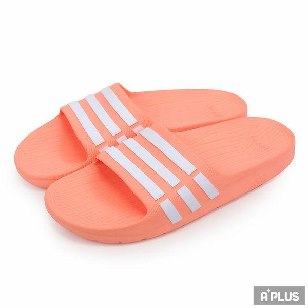 Adidas 童 DURAMO SLIDE K 愛迪達 拖鞋- CP9384