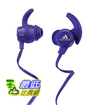 [美國直購] Adidas Sport Response by Monster - Earbuds - Purple 耳機