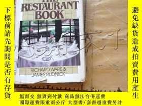 二手書博民逛書店the罕見restaurant bookY252403 jame