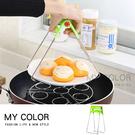 電鍋 加熱 料理 烘焙 烹飪 用餐 食物 隔熱 蓋子 夾取 懸掛 不鏽鋼防燙夾 【N092-1】MY COLOR