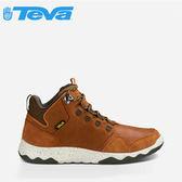 丹大戶外【TEVA】美國 男款 ARROWOOD LUX MID WP 戶外休閒輕量多功能鞋 1013643 COG
