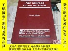 二手書博民逛書店the罕見intifada causes and effects