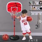 兒童籃球架可升降室內投籃框球框家用皮球3-4-6-8-9周歲玩具男孩
