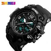 電子錶數字式防水運動雙顯大錶盤手錶 XBN-5